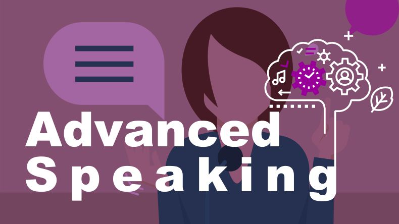 Advance Speaking